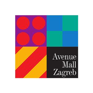 avenue mall zagreb logo