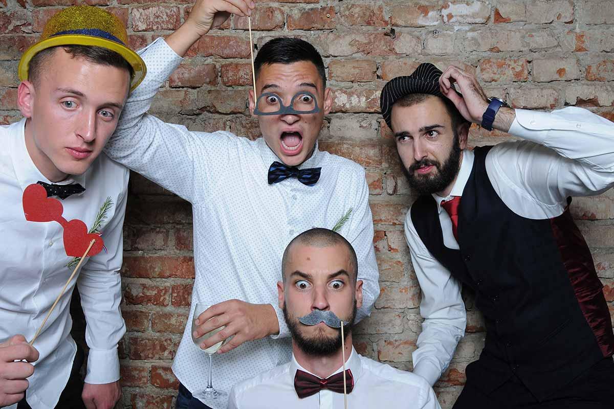 photobooth slikanje na vjencanju